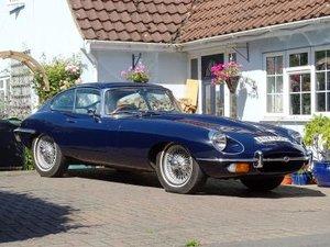 1968 Jaguar E-Type Coupe For Sale by Auction