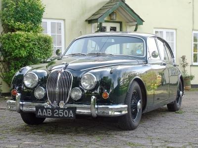 1963 Jaguar MK II 3.8 Litre For Sale by Auction (picture 1 of 6)