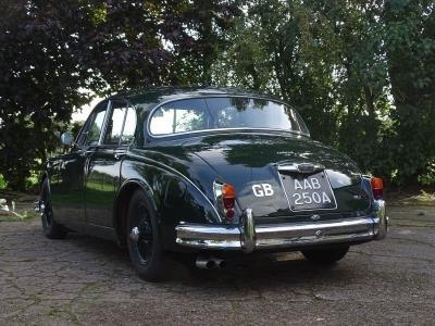 1963 Jaguar MK II 3.8 Litre For Sale by Auction (picture 2 of 6)