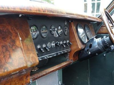 1963 Jaguar MK II 3.8 Litre For Sale by Auction (picture 3 of 6)