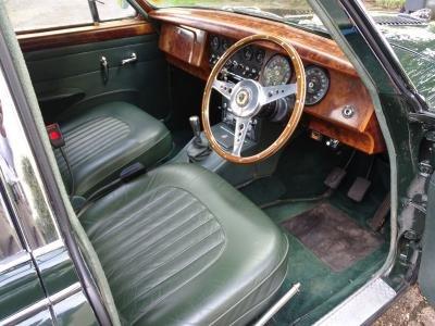 1963 Jaguar MK II 3.8 Litre For Sale by Auction (picture 4 of 6)
