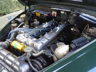 1963 Jaguar MK II 3.8 Litre For Sale by Auction (picture 5 of 6)