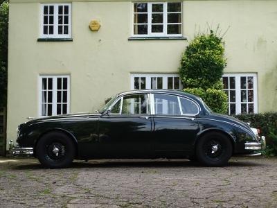 1963 Jaguar MK II 3.8 Litre For Sale by Auction (picture 6 of 6)
