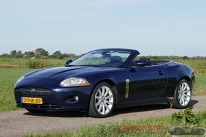 2006 Jaguar XK 4.2 Convertible with only 150.337 Kilometers For Sale