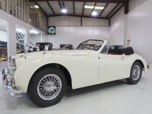 1957 Jaguar XK140 MC Drophead Coupe