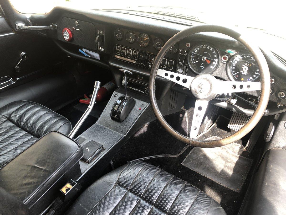Jaguar E-Type Series 3 V12 Coupe Primrose  For Sale (picture 3 of 6)