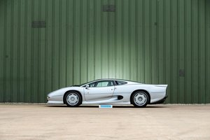 1993 Jaguar XJ220, RHD, 6,700 miles For Sale