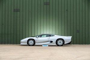 1993 Jaguar XJ220, RHD, 6,700 miles