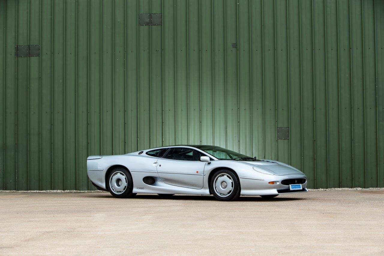 1993 Jaguar XJ220, RHD, 6,700 miles For Sale (picture 3 of 6)