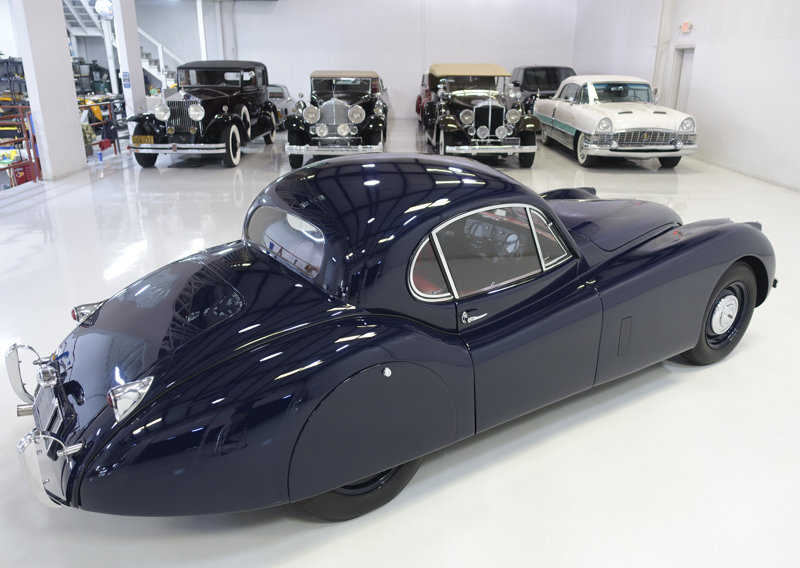 1952 Jaguar XK120 Fixed Head Coupe For Sale (picture 2 of 6)