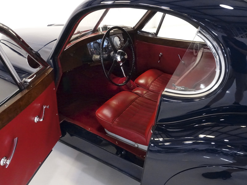 1952 Jaguar XK120 Fixed Head Coupe For Sale (picture 3 of 6)