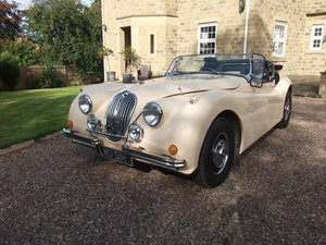 2015 JAGUAR XK150 EVOCATION. 4.2 LITRE  For Sale