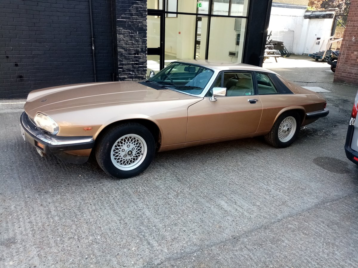 1991 Jaguar xjs V12 For Sale (picture 2 of 6)