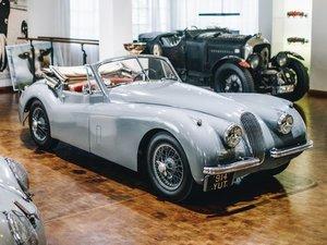 1953 Jaguar XK 120 Drophead Coup