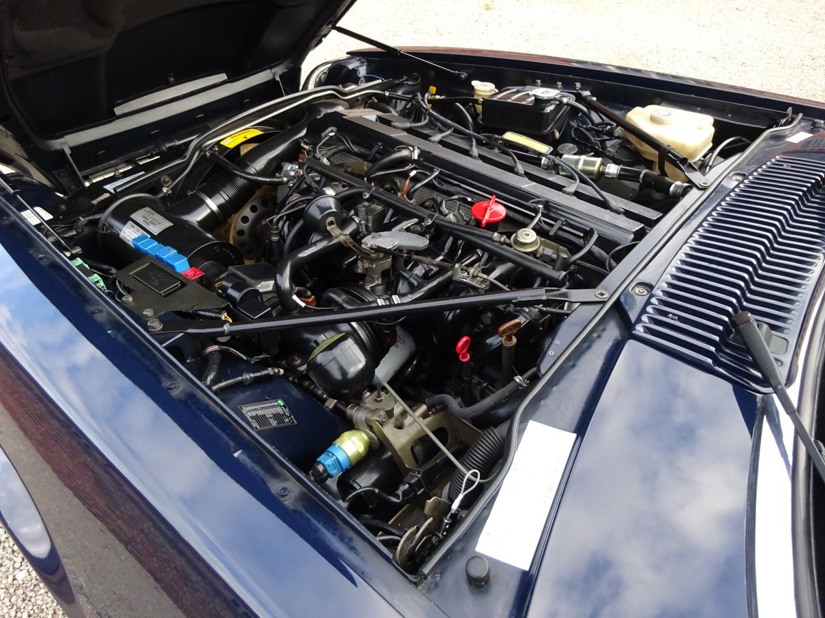 1993 JAGUAR XJS 4.0LTR FACE LIFT MODEL 1 OWNER CAR 46K MILES  For Sale (picture 4 of 6)