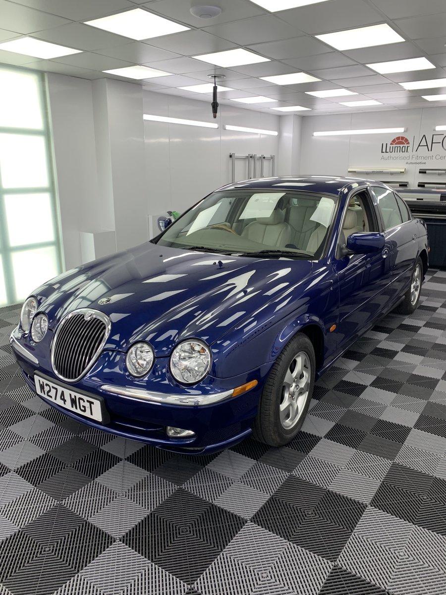 2000 Jaguar s type 3.0 v6 se automatic For Sale (picture 2 of 5)