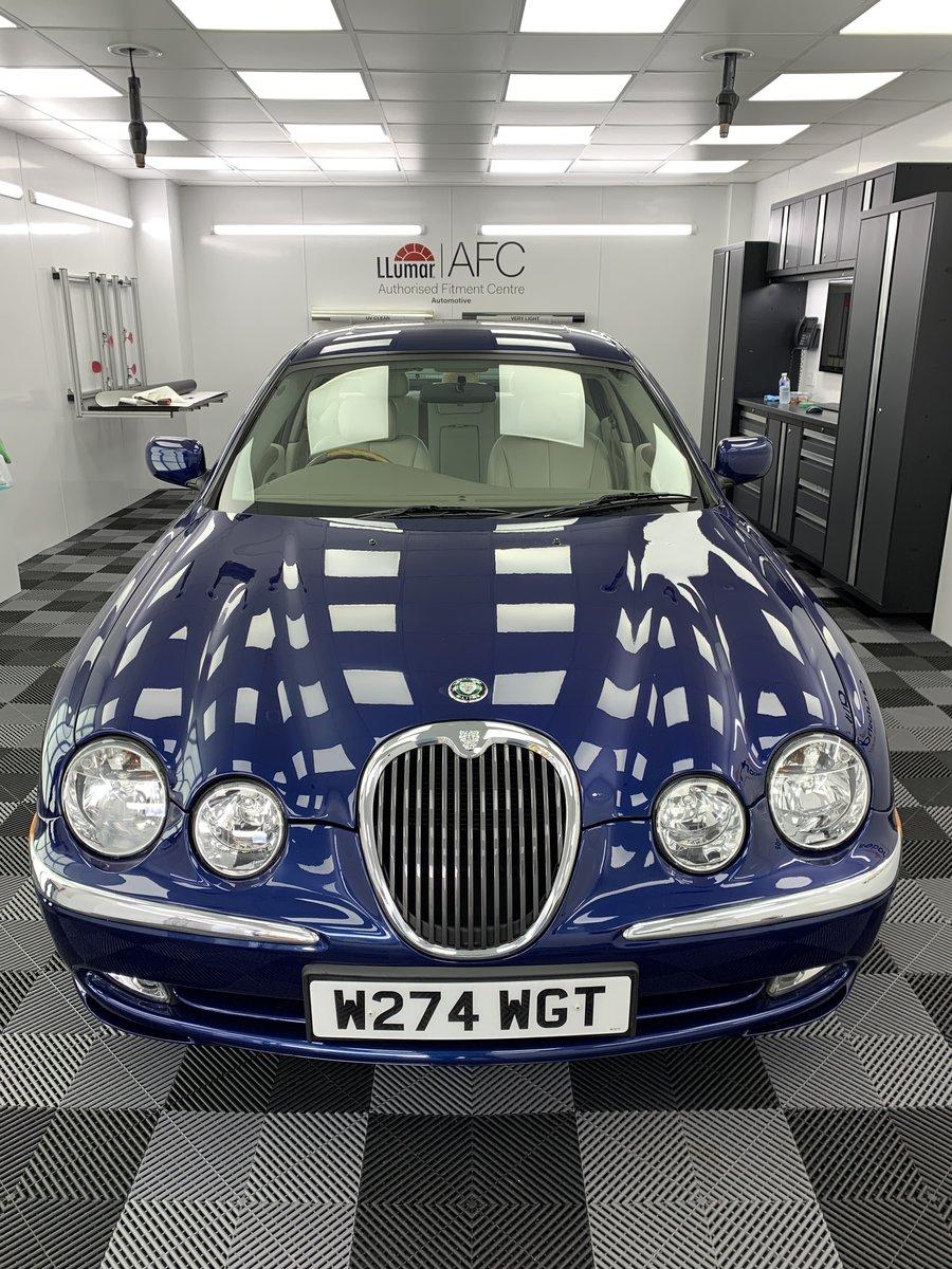 2000 Jaguar s type 3.0 v6 se automatic For Sale (picture 3 of 5)