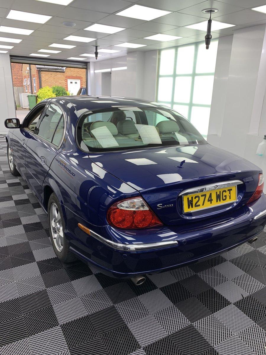 2000 Jaguar s type 3.0 v6 se automatic For Sale (picture 4 of 5)