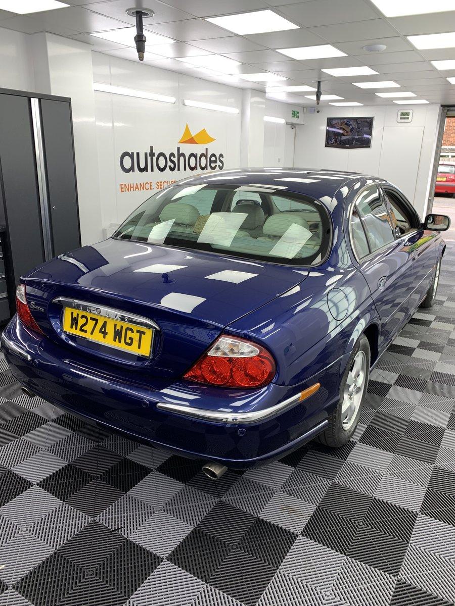 2000 Jaguar s type 3.0 v6 se automatic For Sale (picture 5 of 5)