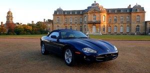 1999 LHD Jaguar XK8 4.0 V8 Convertible, LEFT HAND DRIVE
