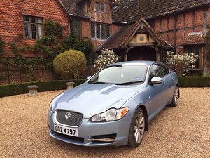 2009 Jaguar XF 3.0 V6 Luxury S, FSH, 74,000 miles For Sale