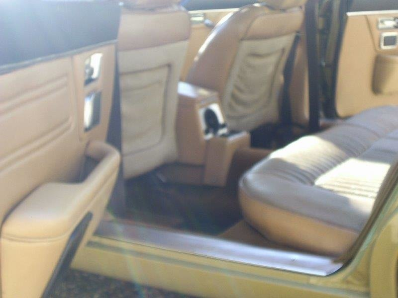 1974 Jaguar xj6 rare lwb 55kmiles truly remarkable SOLD (picture 6 of 6)