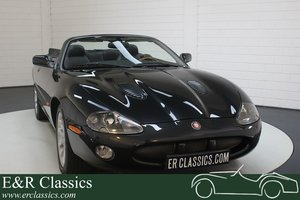 Jaguar XKR Cabriolet 2001 Only 110,462 km For Sale