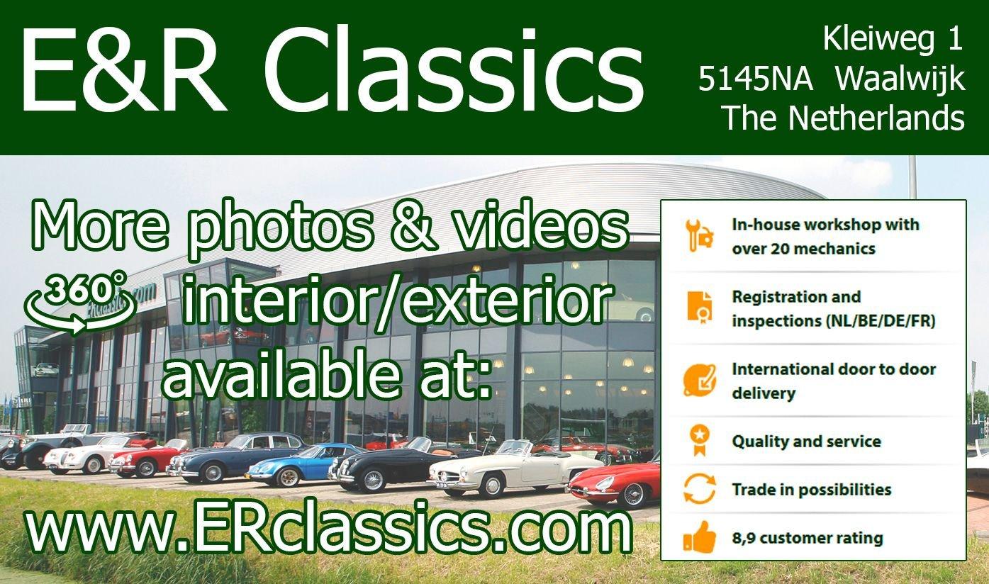 Jaguar XKR Cabriolet 2001 Only 110,462 km For Sale (picture 2 of 6)