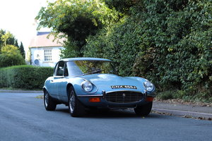 1971 Jaguar E-Type Series III V12 FHC Manual 50k miles warranted For Sale