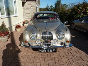 1968 Mk2 Jaguar 2.4/240, colour Gold