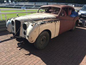 1959 Jaguar Mk IX 3.8 Fresh From Over 25 Years Garage Storage For Sale