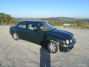 1999 Jaguar S-Type 3.0 V6 Manual RARE BRG FSH For Sale
