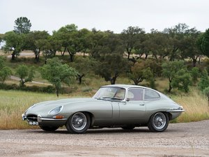 1961 Jaguar E-Type Series 1 3.8-Litre Fixed Head Coup  For Sale by Auction