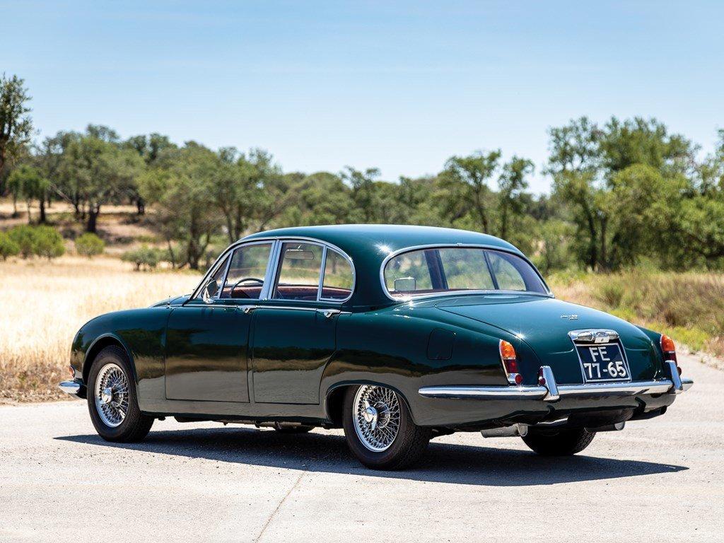 1965 Jaguar S-Type 3.8-Litre Saloon  For Sale by Auction (picture 2 of 6)