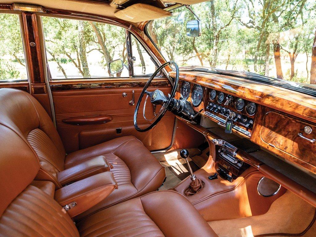 1965 Jaguar S-Type 3.8-Litre Saloon  For Sale by Auction (picture 4 of 6)