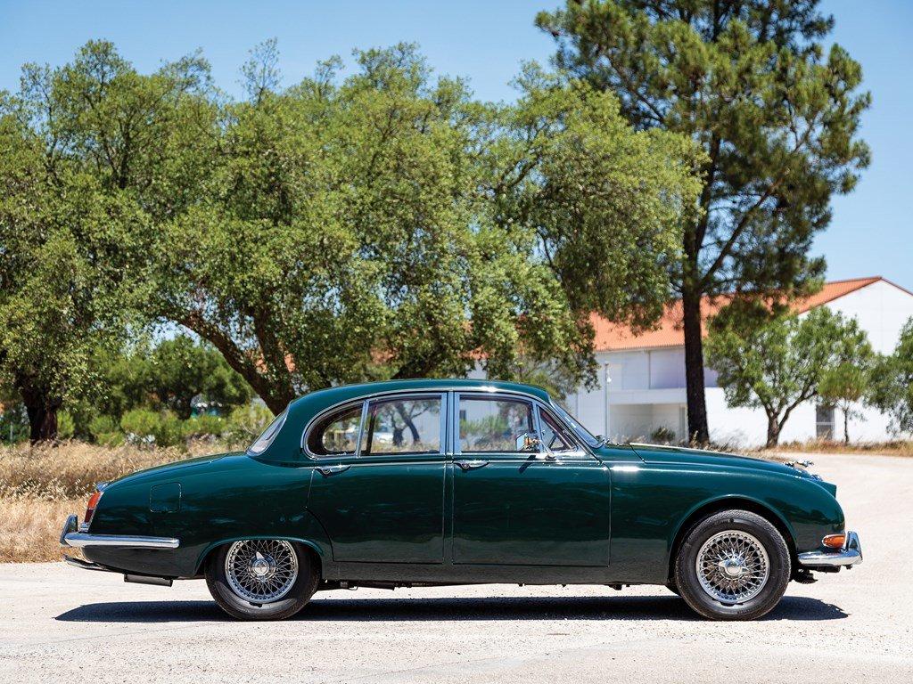 1965 Jaguar S-Type 3.8-Litre Saloon  For Sale by Auction (picture 5 of 6)