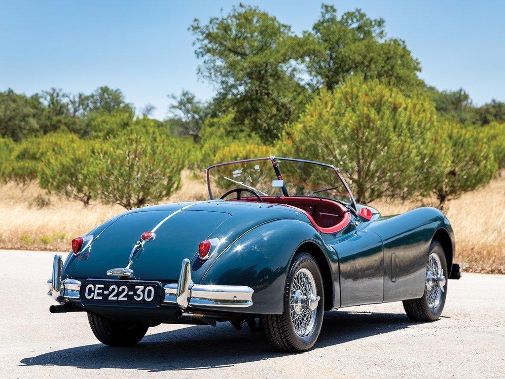 1955 Jaguar XK 140 SE Roadster  For Sale by Auction (picture 2 of 6)