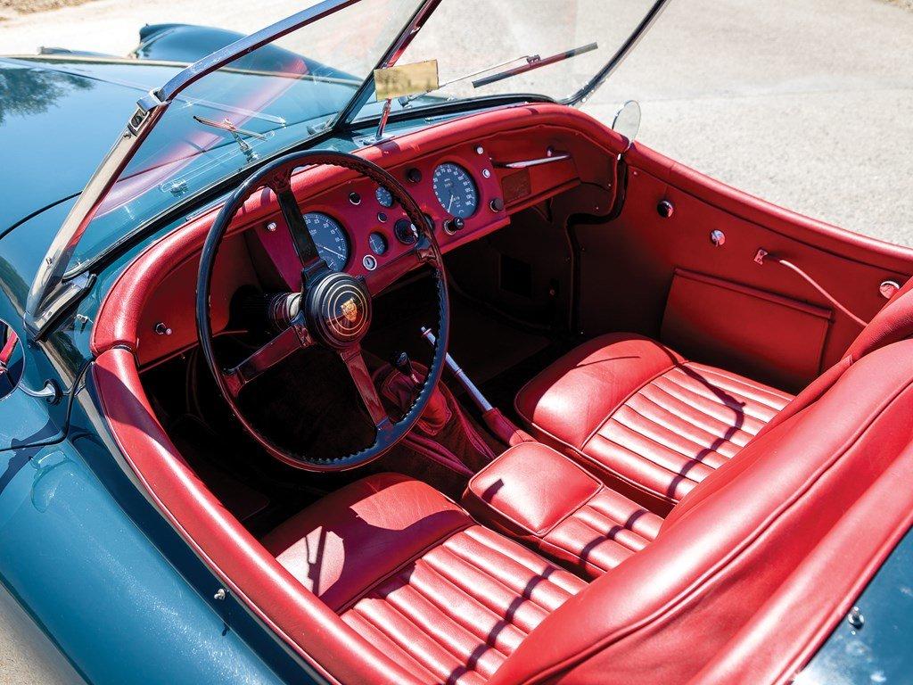 1955 Jaguar XK 140 SE Roadster  For Sale by Auction (picture 4 of 6)
