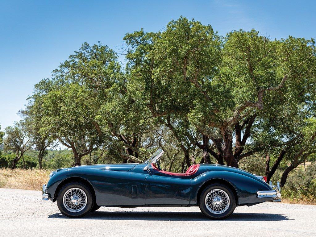 1955 Jaguar XK 140 SE Roadster  For Sale by Auction (picture 5 of 6)