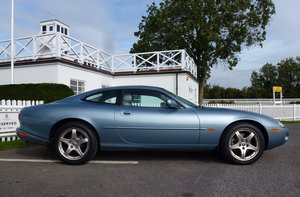 2001 Jaguar XKR Coupe For Sale