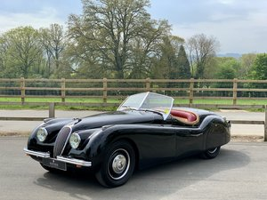 1951 Jaguar XK120 Roadster  For Sale