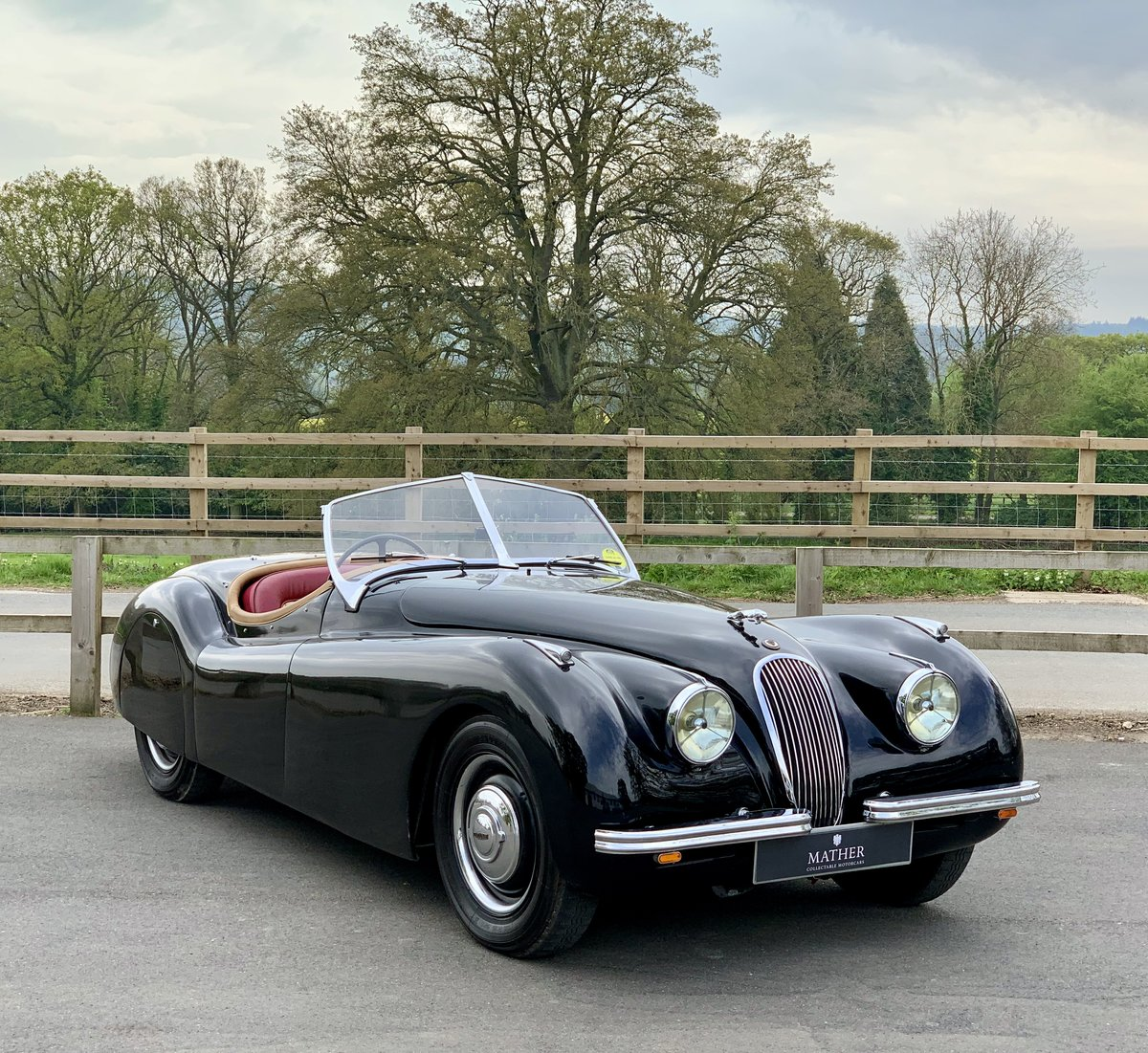 1951 Jaguar XK120 Roadster For Sale