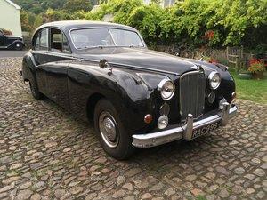 1954 Jaguar Mk VIIM 3.4 Man O/D
