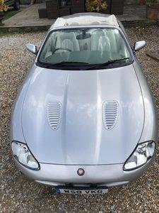 2000 JAGUAR XKR LOW MILEAGE 60,000 For Sale