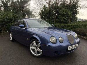 2003 Jaguar s-type r 4.2 v8 supercharged