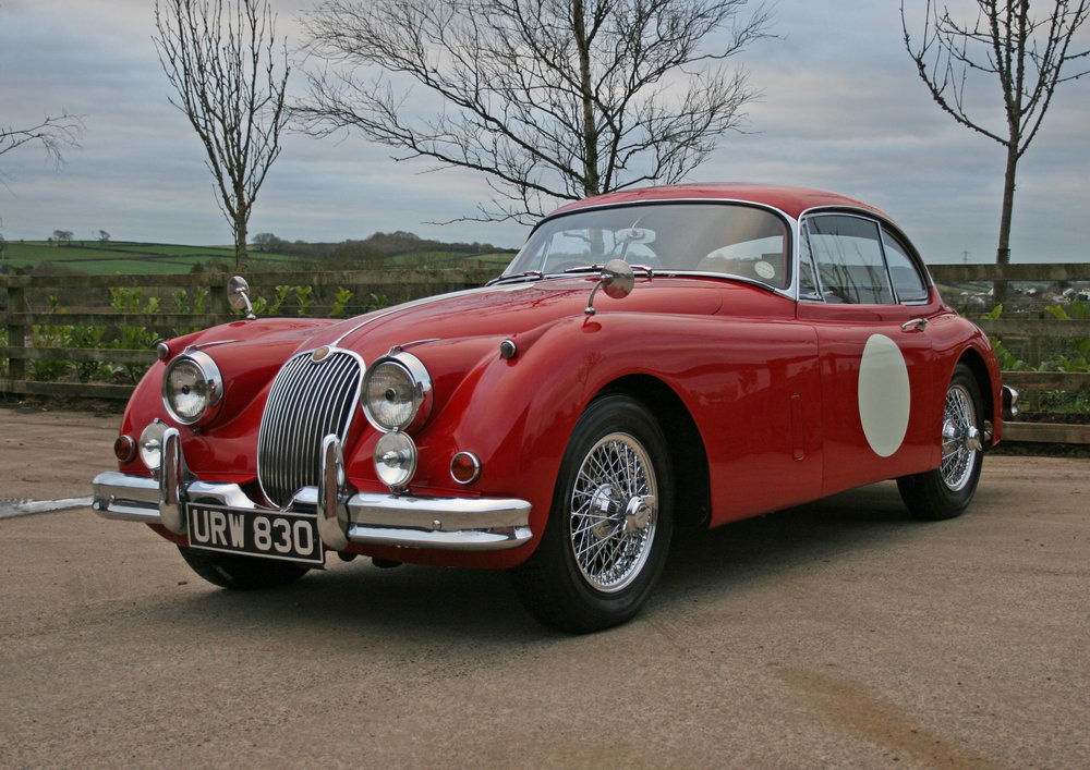 1958 JAGUAR XK150 3.8, 5 SPEED For Sale (picture 2 of 6)