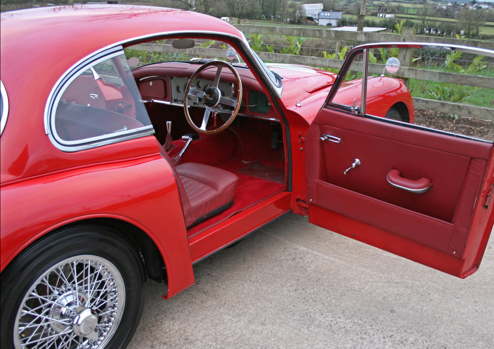 1958 JAGUAR XK150 3.8, 5 SPEED For Sale (picture 4 of 6)