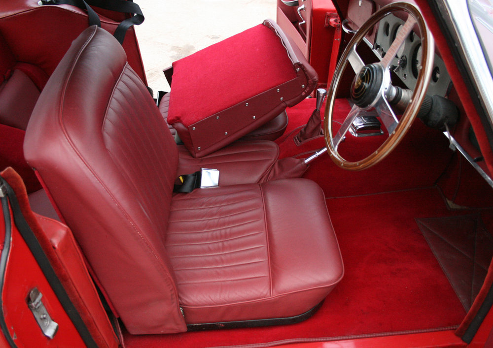 1958 JAGUAR XK150 3.8, 5 SPEED For Sale (picture 5 of 6)