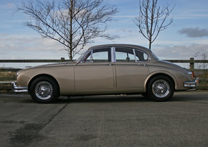 1963 JAGUAR MK2 3.8 MOD For Sale