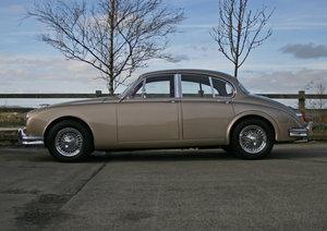 1963 JAGUAR MK2 3.8 MOD